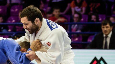 Роберт Мшвидобадзе (справа) и Янислав Герчев