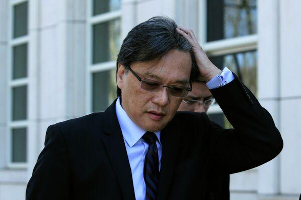 Экс-глава Федерации футбола Коста-Рики Эдуардо Ли