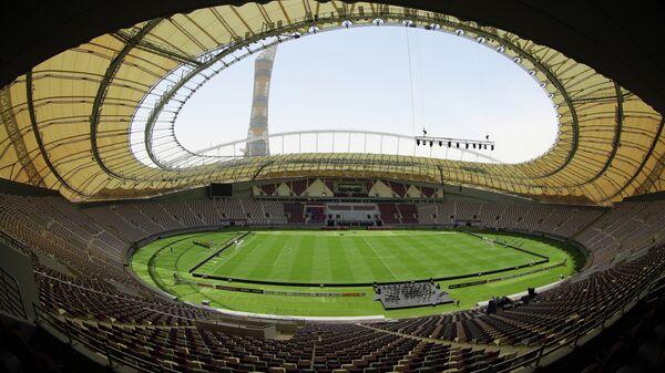 Международный стадион Халифа в Дохе