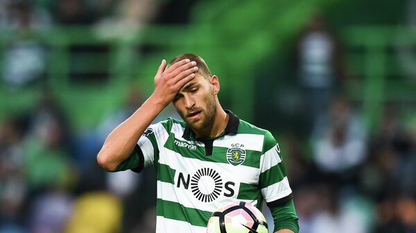 Нападающий лиссабонского Спортинга Бас Дост