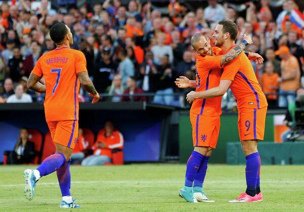 Игроки сборной Нидерландов по футболу