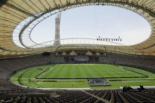 Международный стадион Халифа в Катаре
