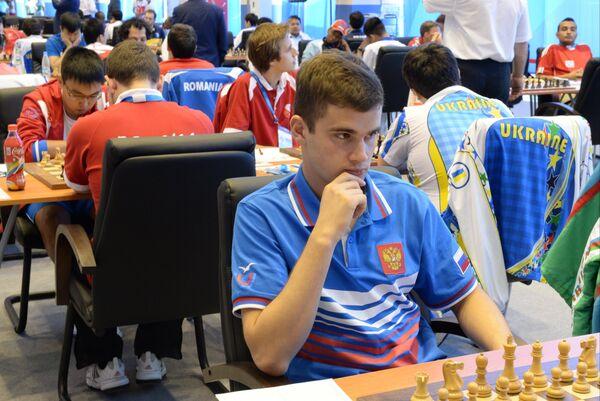 Максим Матлаков