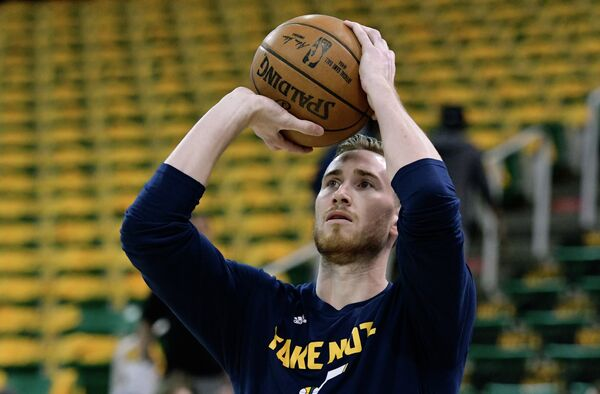 Форвард клуба НБА Юта Джаз Гордон Хэйуорд