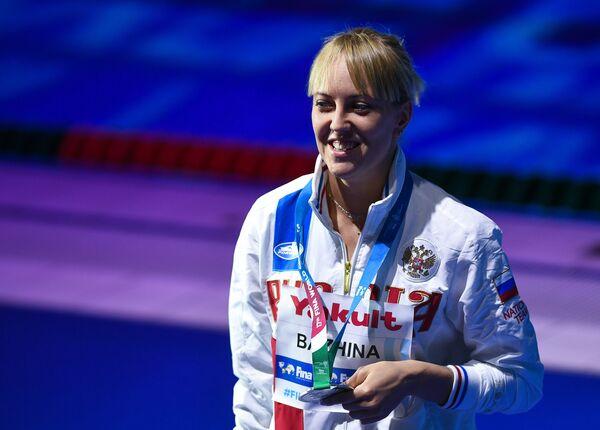 Чемпионат мира FINA 2017. Прыжки в воду. Женщины. Трамплин 1 м. Финал