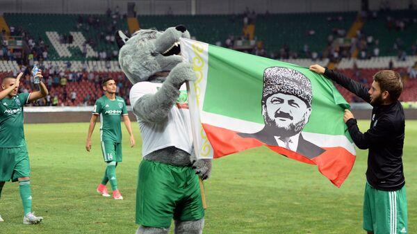 Игроки ФК Ахмат
