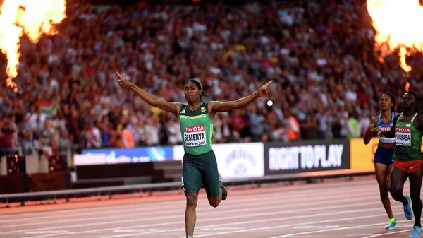 Семеня: IAAF надо бороться с допингом, а не с нами