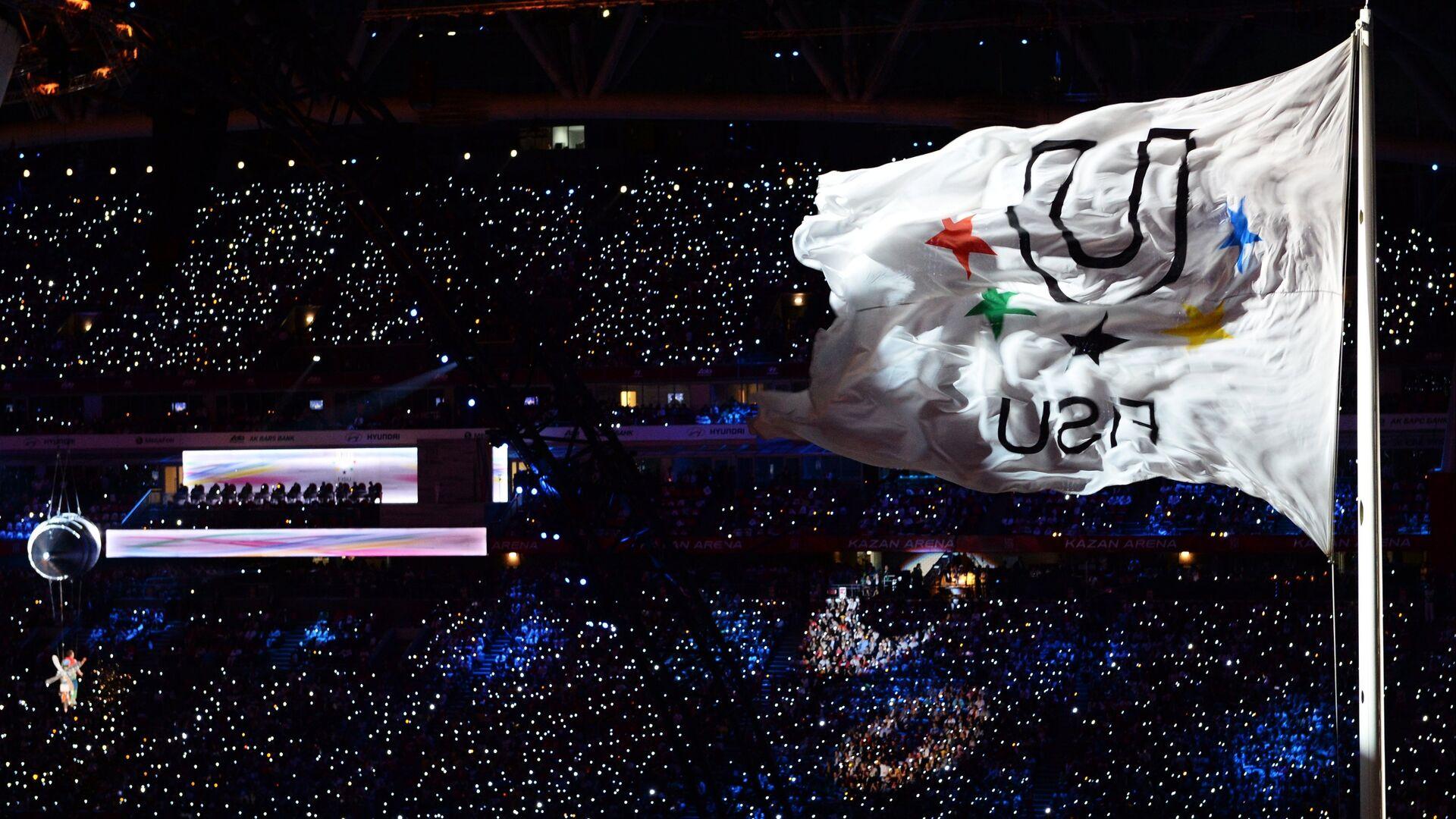 Церемония закрытия Всемирной летней Универсиады-2013 - РИА Новости, 1920, 17.05.2021