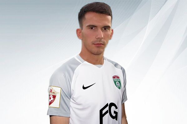 Сербский полузащитник Марко Полетанович