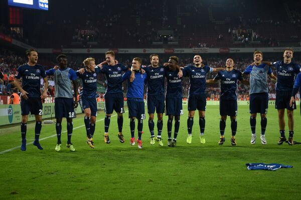 Футболисты Гамбурга
