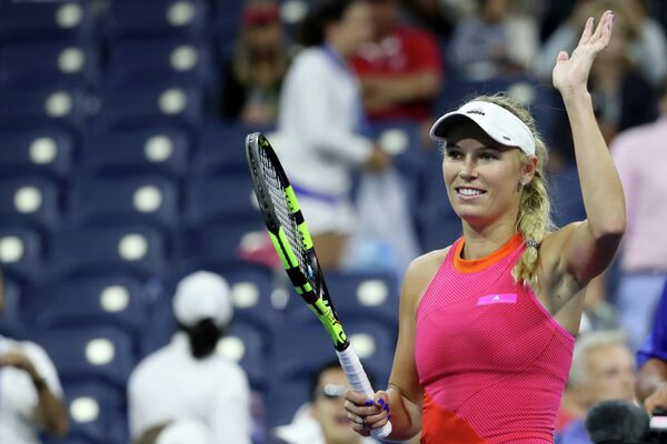 Датская теннисистка Каролина Возняцки
