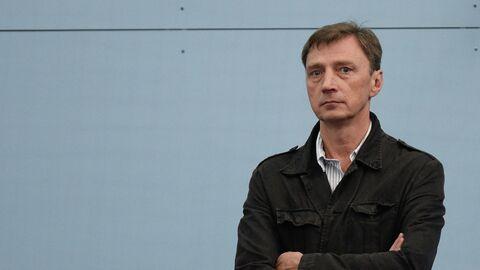 Тренер по фигурному катанию Олег Васильев