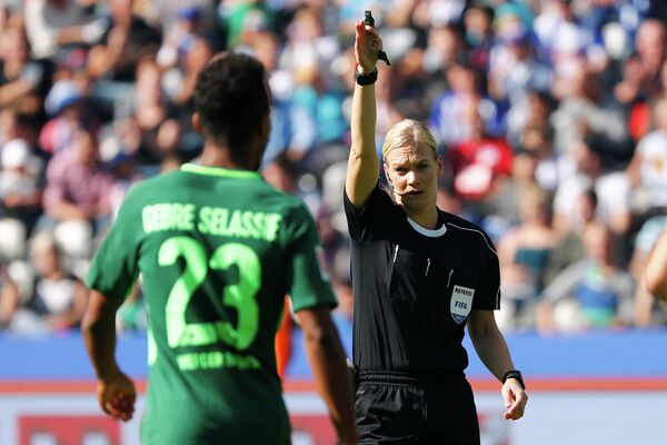 Немецкий футбольный сайт