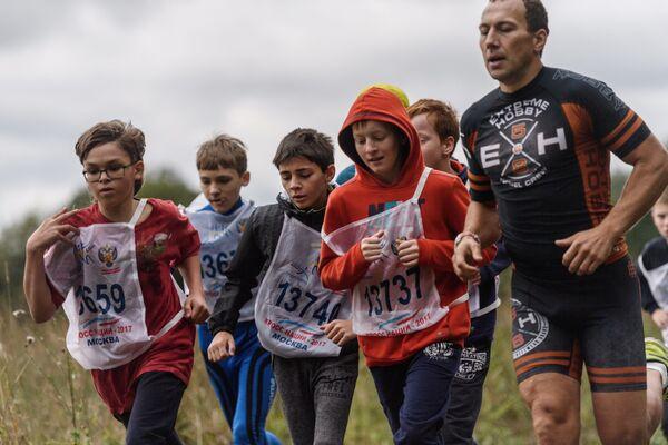 Всероссийский день бега Кросс Нации-2017