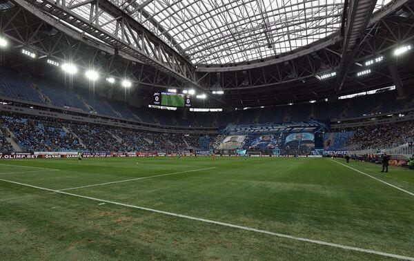 Стадион в Санкт-Петербурге