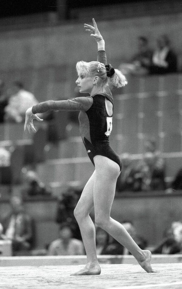 строения татьяна гуцу гимнастка фото ряде