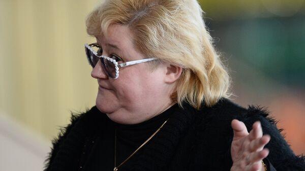 Тренер по фигурному катанию Нина Мозер
