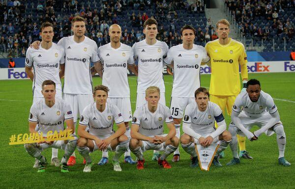 Футболисты Русенборга