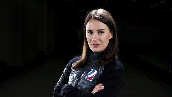 Спортсменка сборной России по керлингу Анна Сидорова