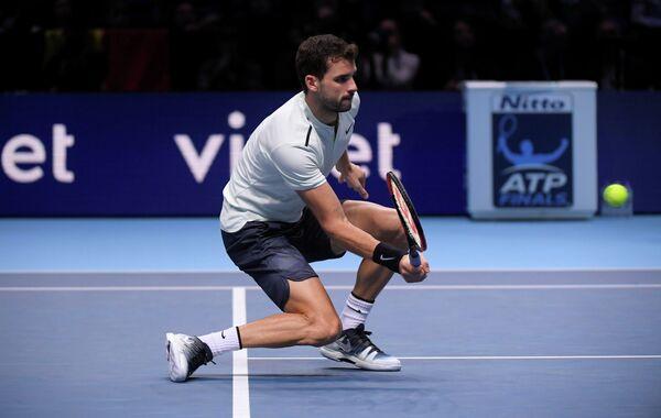 Болгарский теннисист Григор Димитров