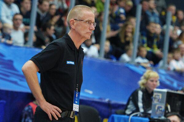 Главный тренер сборной Бельгии Эдди Кастилс