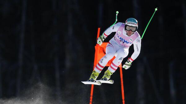 Австрийский горнолыжник Винсент Крихмайр