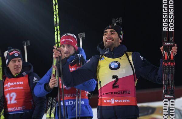 Мартен Фуркад (справа)
