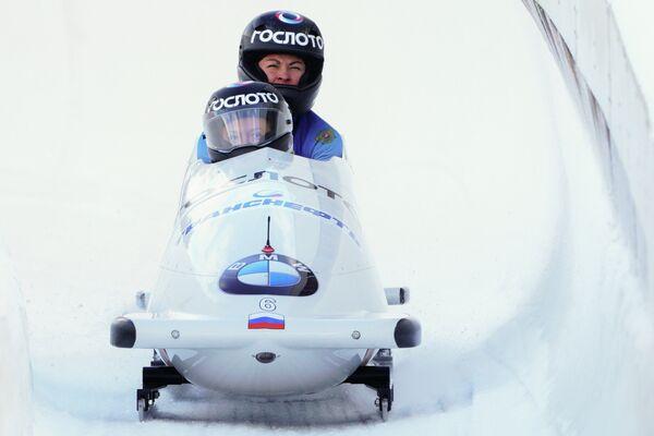 Александра Родионова и Анастасия Кочержова