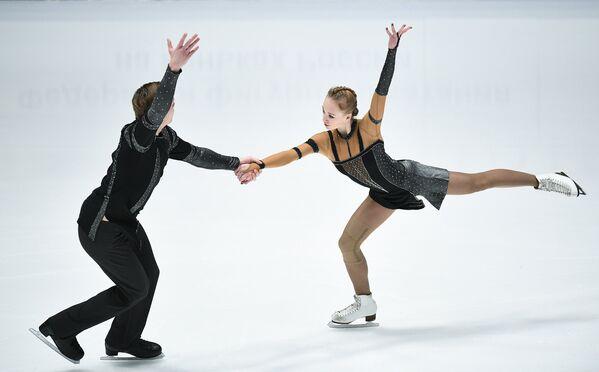 Анастасия Полуянова и Дмитрий Сопот