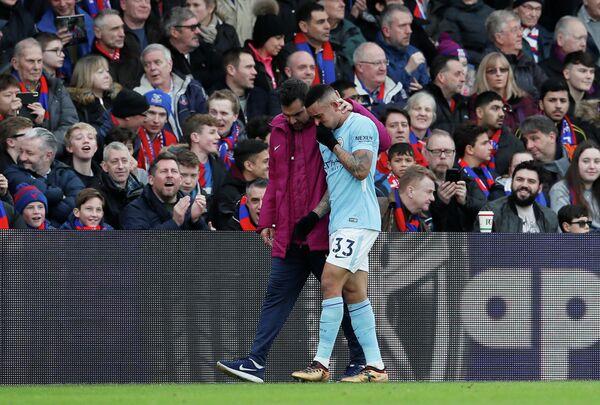 Нападающий Манчестер Сити Габриэль Жезус