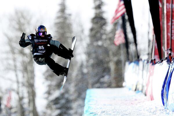 Испанская сноубордистка Керальт Кастельет