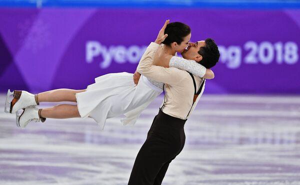 Анна Каппеллини и Лука Ланотте