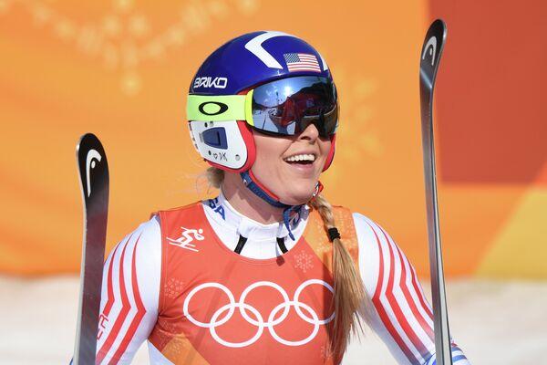 Американская горнолыжница Линдси Вонн