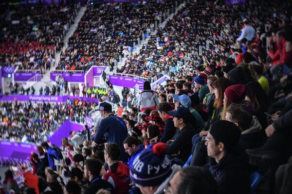 Олимпиада 2018. Шорт-трек. Пятый день
