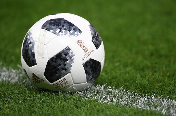 Официальный мяч чемпионата мира по футболу-2018