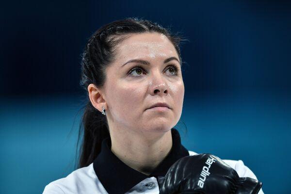 Российская спортсменка Юлия Гузиёва