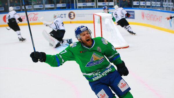 «Салават Юлаев» обыграл «АкБарс», прервав серию изчетырех поражений