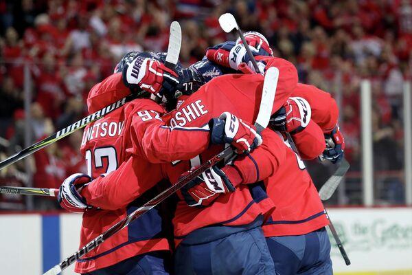 Хоккеисты Вашингтона