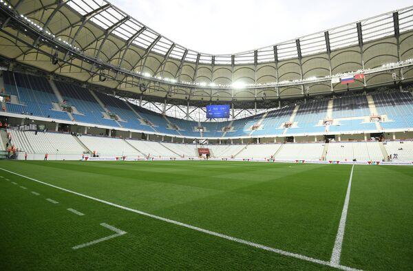 Стадион Волгоград Арена. Архивное фото