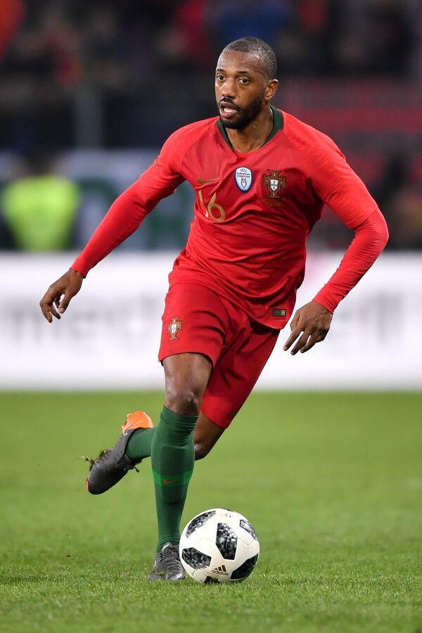 Игрок сборной Португалии Мануэл Фернандеш