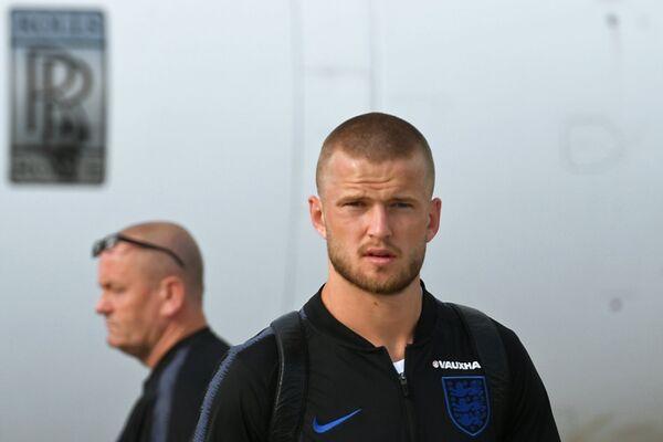 Полузащитник сборной Англии Эрик Дайер