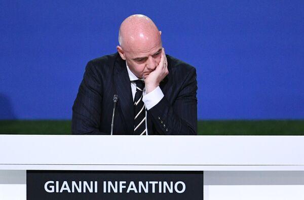 Джанни Инфантино