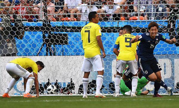 Нападающий сборной Японии Юя Осако