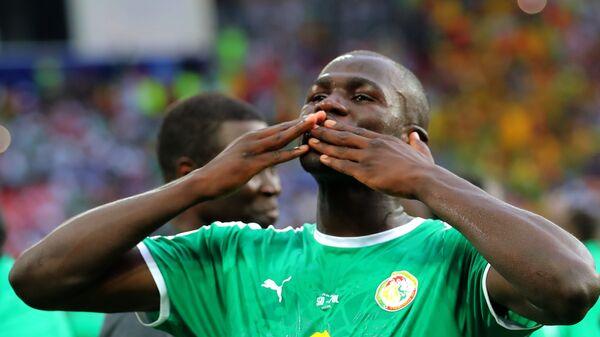 Защитник сборной Сенегала Калиду Кулибали