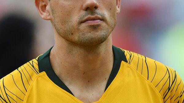 Полузащитник сборной Австралии Томас Рогич