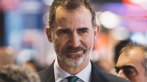 Король Испании Филипе VI