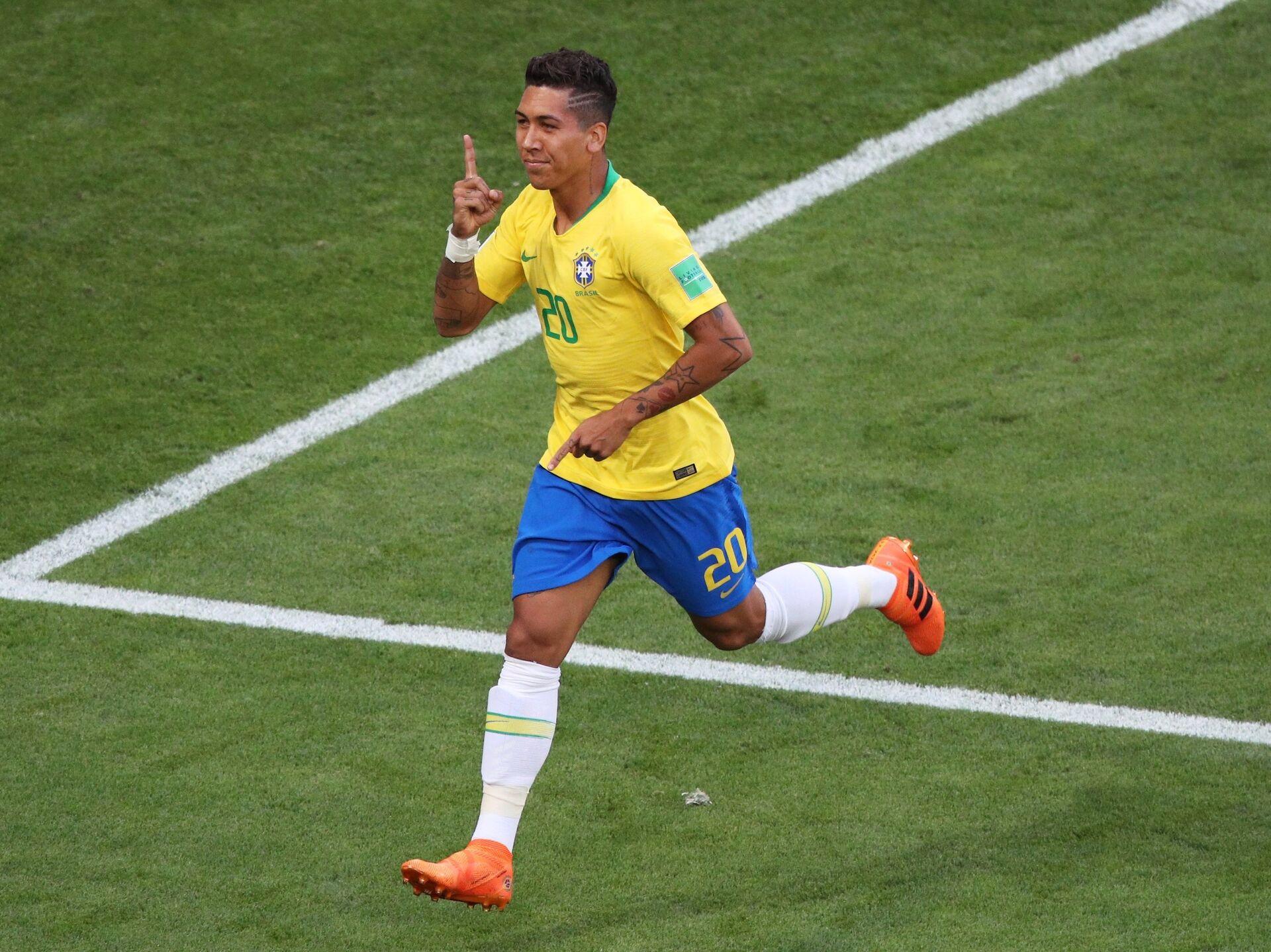 Имена футболистов сборной бразилии по английски имена