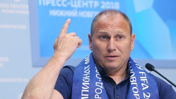 Пресс-конференция Дмитрия Черышева