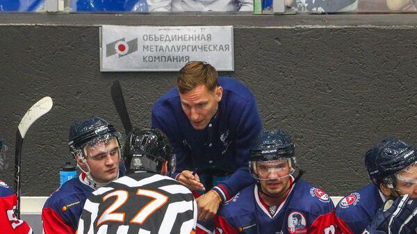 Главный тренер нижегородского Торпедо Дэвид Немировски