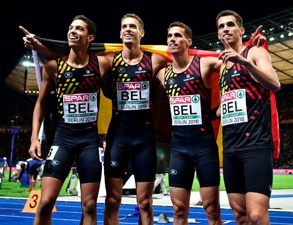 Мужская сборная Бельгии